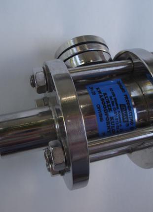 Кран шаровый из нержавеющей стали DN-25