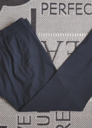 Модные мужские брюки зауженного кроя с низкой посадкой Alberto