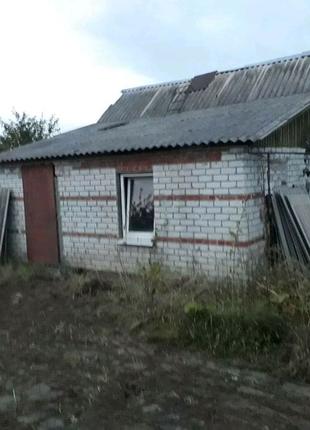 Дом и участок продается в Мерефе