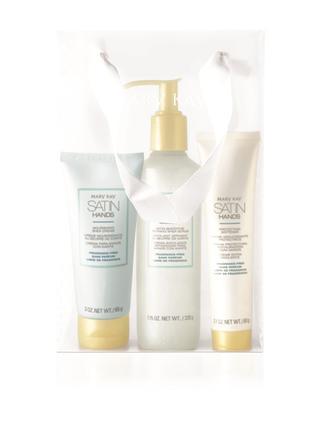 Новинка!  Набор Satin Hands® (без аромата) Mary Kay