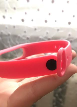 Ремешок для фитнес-трекера Xiaomi Mi Band 2