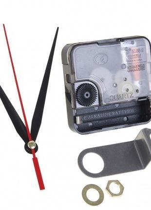Часовой Механизм (Комплект) С Металлической Петлей, Бесшумный