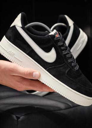 Кросівки nike air force lou luxury suede кроссовки
