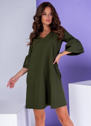 Платье сарафан цвета в ассортименте