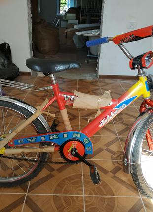Велосипед детский 20 дюймов, (размер колеса), новый