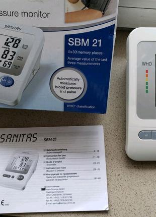 Аппарат для измерения кровяного давления Sanitas (Germany)