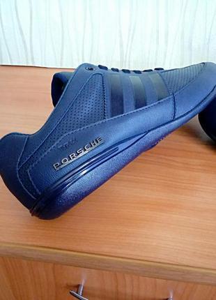 Кроссовки мужские кожаные adidas porsche design.