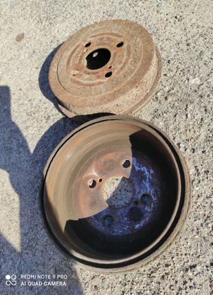 Тормозные барабаны Тойота Королла е90