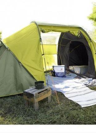 Четырехместная кемпинговая палатка Crivit®Germany
