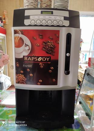 Кофе-машина Rheavendors ХХ OC на гарантии