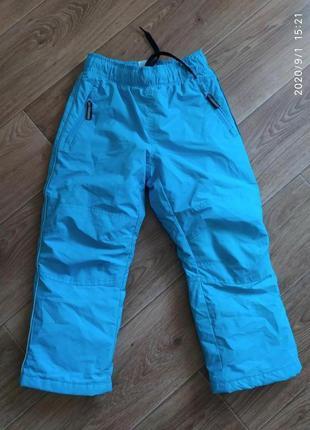 Теплые штаны для девочек