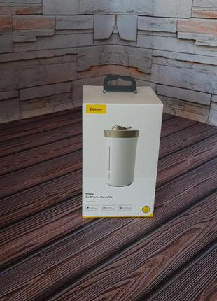 Зволожувач повітря BASEUS Whale Car&Home Humidifier |420mL|