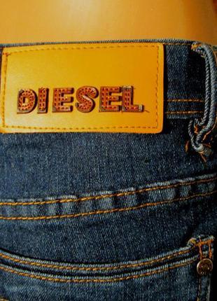 Джинсы diesel  27/32