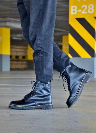Мужские ботинки ◈ dr. martens 1460 black ◈ 😍