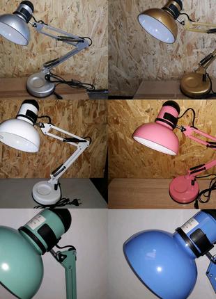Настольная лампа,Светильник,на подставке,платформе,МТ810,лампочка