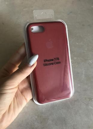 Чехол бампер iphone case