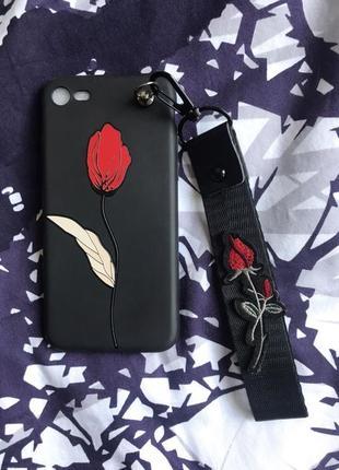 Чехол бампер iphone 7 8
