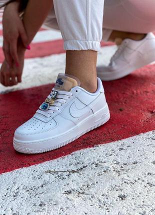 Nike air force 1 low шикарные женские кроссовки найк еир