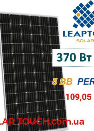 Сонячні панелі батареї . Зелений тариф. Роздріб. LEAPTON 370W