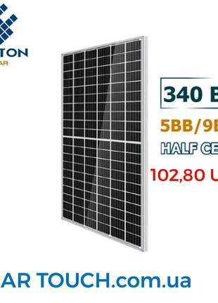 Сонячна панель батарея. Зелений тариф. LEAPTON 340W . СЕС