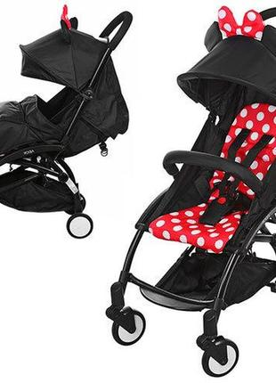 Прогулочная коляска Yoga M 3548,коляска для ручной клади
