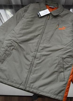 Куртка puma (новая, с биркой)