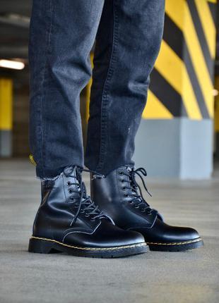 Ботинки Dr. Martens 1460 Black