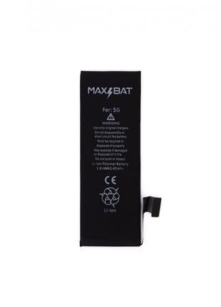 Аккумулятор Max Bat для iPhone 5 Гарантія 12 місяців