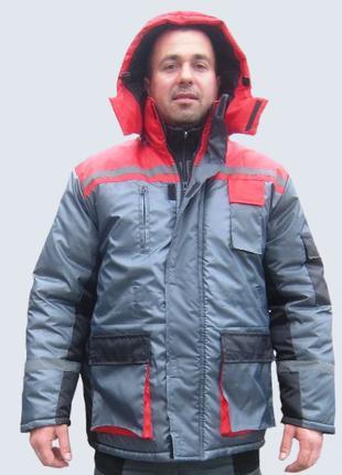Куртка для рабочего зимняя ИТР Виват