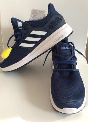Adidas ENERGY CLOUD 2 CP9769 кроссовки мужские новые сине-белые.