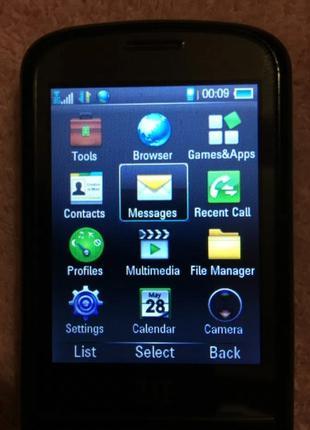 Мобільний телефон ZTE f160