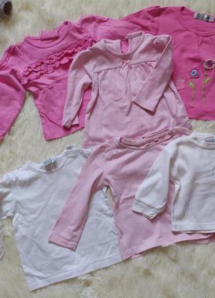 Кофточки для девочки 9 месяцев