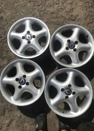 Диски R15, 4*100, et45, 7J, dia60.1, Renault