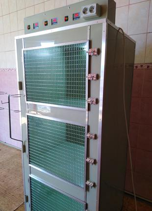 Ветеринарная клетка с светодиодным освещением и теплым полом