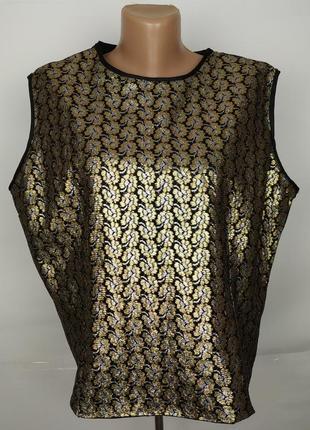 Нарядная красивая блуза большого размера uk 18