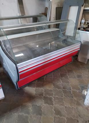 Холодильная витрина Cold (Польша) 1.8 м
