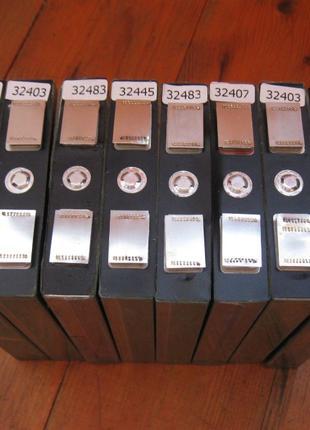 Замена свинцу LiFePo4 3,2V 32ah Комплект 8 шт для мотора 24v