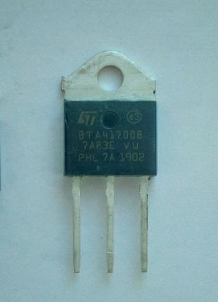 Симистор BTA41-700B ток 40А