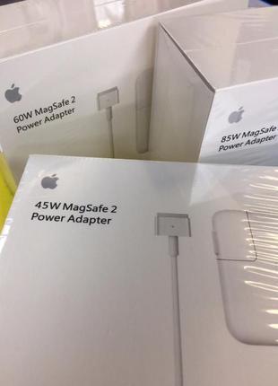 Блок питания MagSafe2 60 Bт зарядка Макбук 45W macbook Максейф...