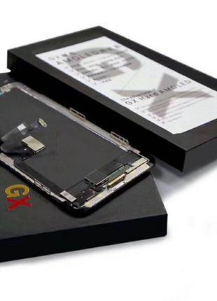 Дисплей IPhone X GX 11 OLED экран XR модуль Xs Max замена ремо...