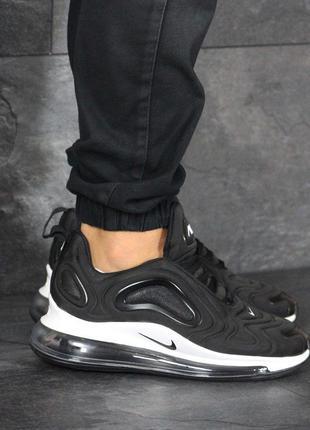 Nike Air Max 720 (черные)