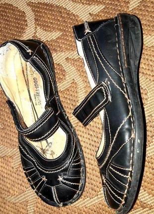Стильні туфлі відомого бренду odgi-trends styled in italy
