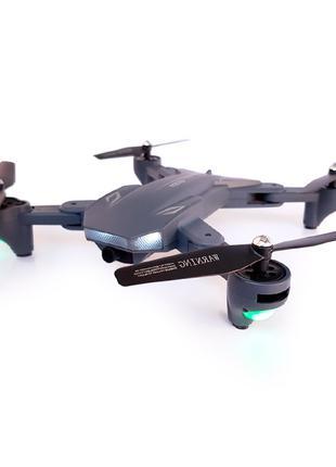 Visuo XS816 c 4К - квадрокоптер, две камеры, Wi-Fi FPV, 20 мин