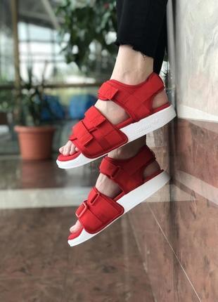 Женские летние сандали адидас adidas. сланцы \босоножки.