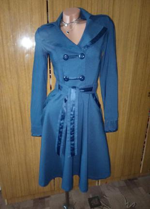 Стрейчевое платье от de'lizza