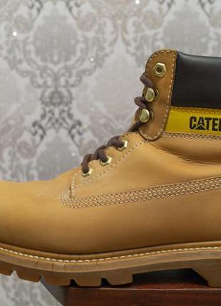Ботинки caterpillar colorado оригинал