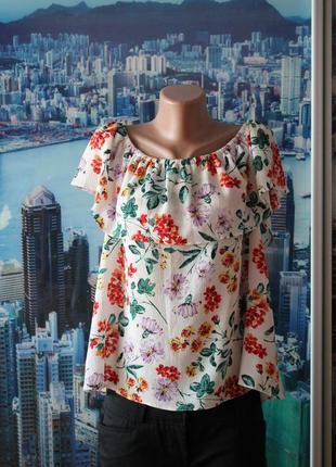 Блуза 10-12 размер