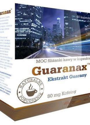 Энергетик Guaranax 80 Мг Of Caffeine гуарана для работы