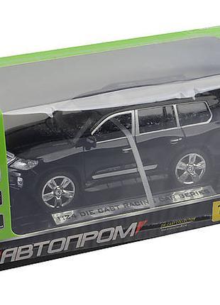 Машина металлическая 1:24 Lexus, 2 цвета, эффектами Автопром 7664