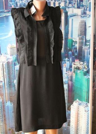 Маленькое черное платье, очень красивое